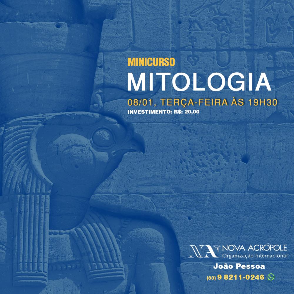Minicurso Filosófico de Mitologia