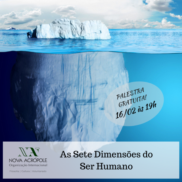 As Sete Dimensões do Ser Humano