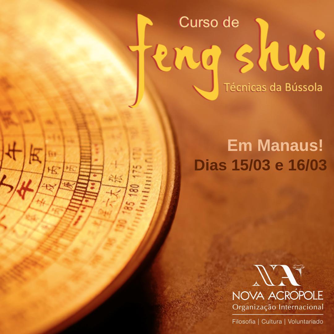 Curso de Feng Shui - Técnicas da Bússola