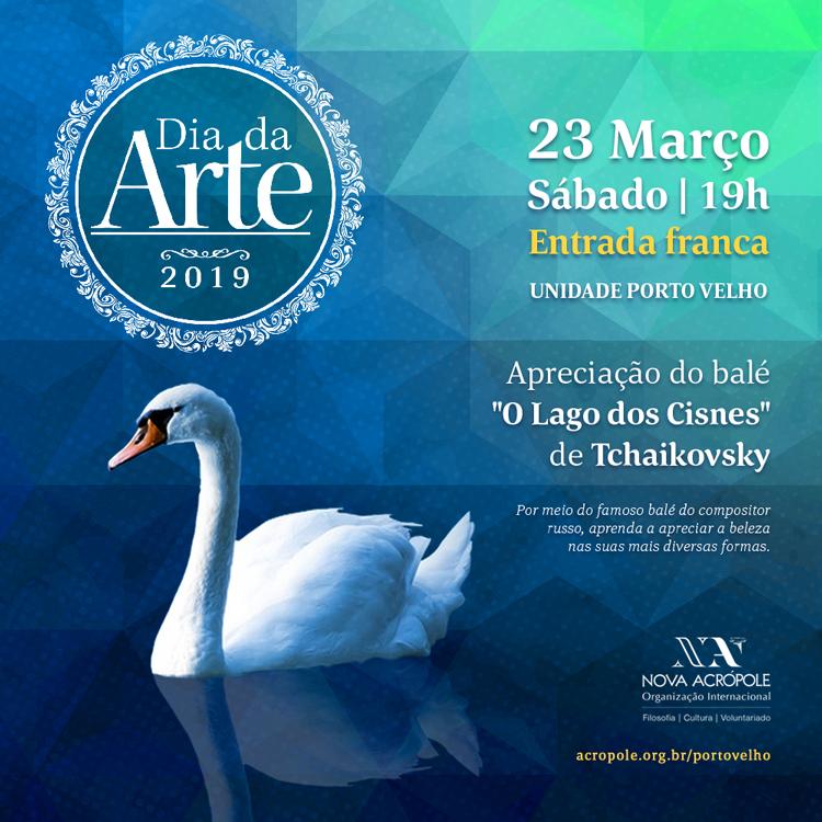 DIA DA ARTE 2019