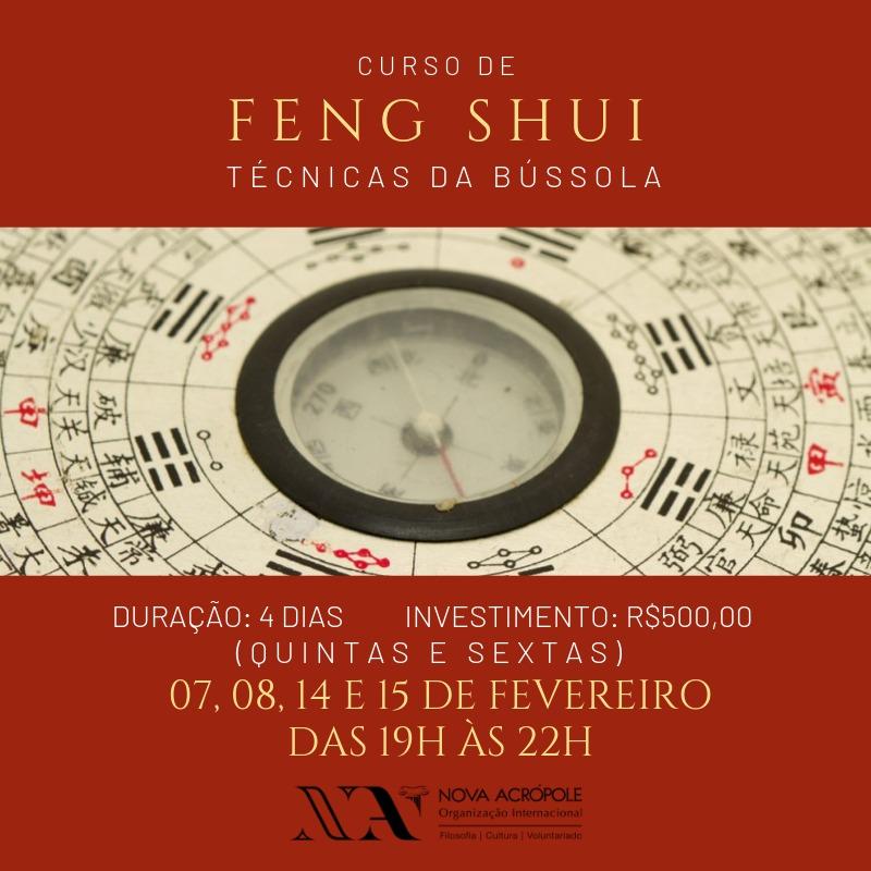 Curso de Feng Shui - Escola da Bússola