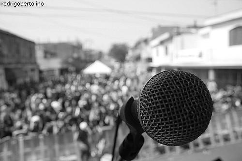 Princípios de uma boa oratória