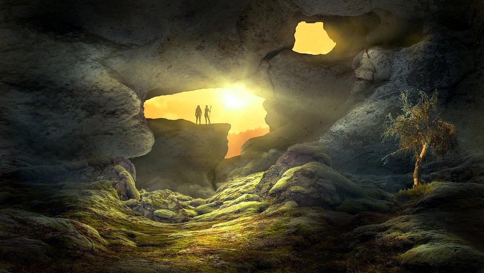 O mito da caverna: política, filosofia e educação segundo Platão