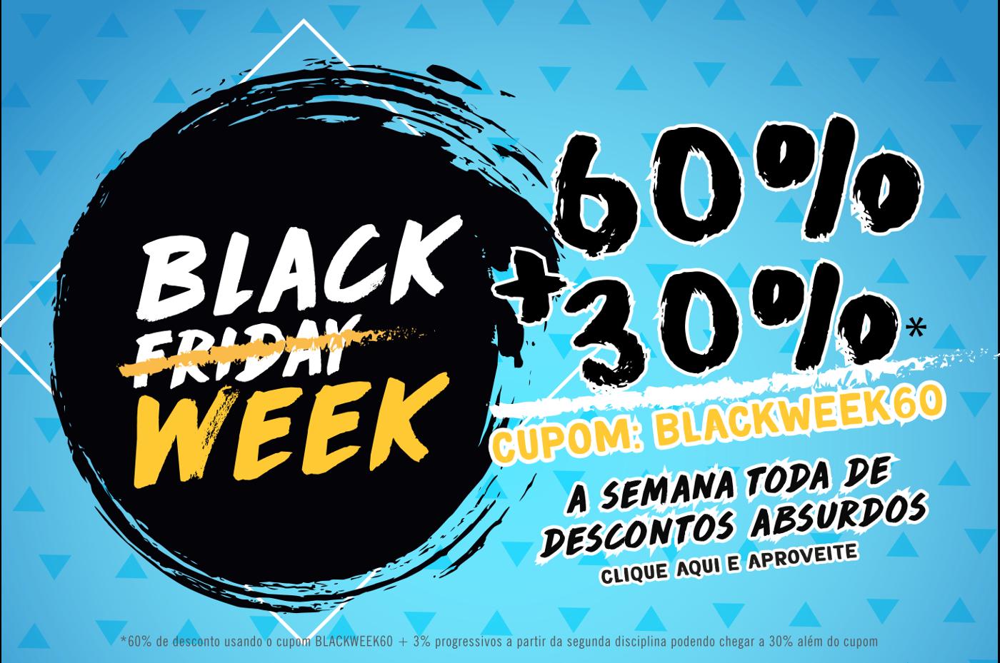 Banner Black Week 2018