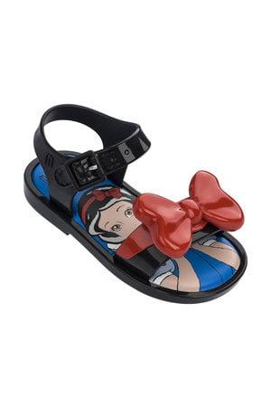 Mini Melissa Mar Sandal + Snow White