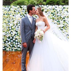 Looks do casamento Marina Ruy Barbosa e Alexandre Negrão