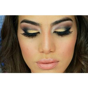 Maquiagem Natalina com Camila Coelho