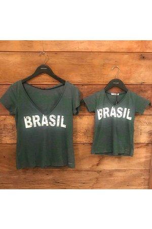 T-shirt Brasil Petit