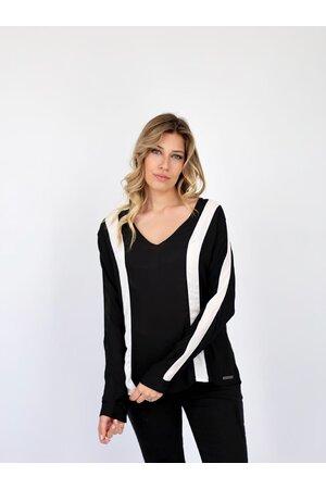 Blusa Bicolor Listra