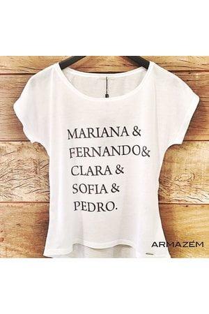 T-shirt Família