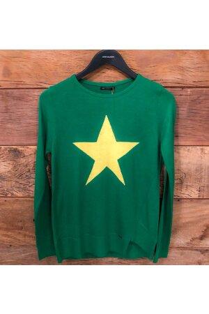 Blusa Irregular Estrela