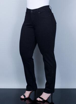 Calça Levi's Jeans Feminina 311 Skinny Preta