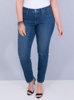 Calça Levi's Jeans Feminina 311 Shaping Skinny