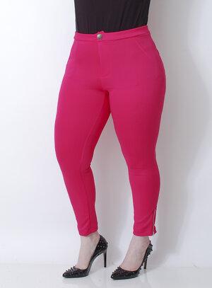 Legging em Neoprene Pink Extreme