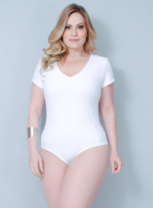 Body Modelador White Love