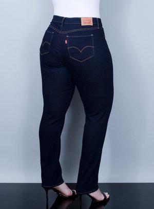 Calça Levi's Jeans Feminina 311 Skinny Pespontada