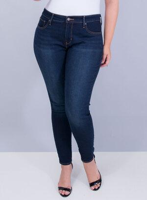 Calça Levi's Jeans Feminina 310 Shaping Super Skinny