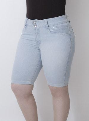 Bermuda Jeans Blue Sky