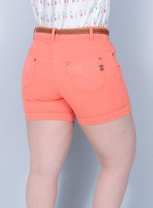 Short em Jeans Vanguarda
