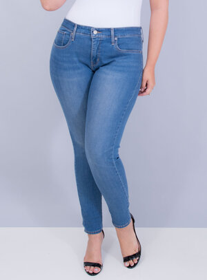 Calça Levi's Jeans Feminina 310 Shaping Super Skinny Clara