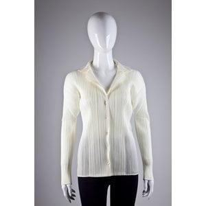 Camisa Issey Miyake branca
