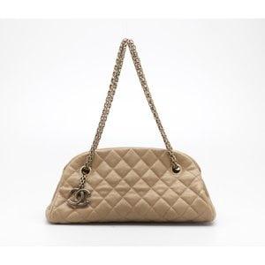 Bolsa Chanel Mademoiselle capuccino