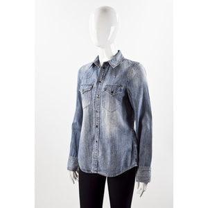 Camisa Madewel em jeans