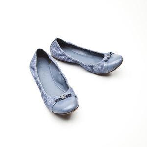 Sapatilha Louis Vuitton jeans azul