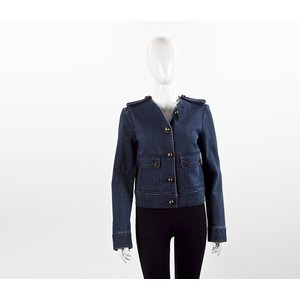 Jaqueta Lanvin em jeans