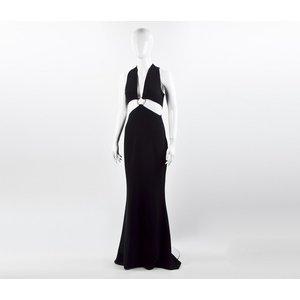 Vestido Cinq à Sept longo preto