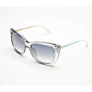 óculos Dior em cinza e verde