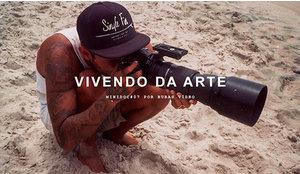 [minidoc] VIVENDO DA ARTE - Fellipe Ditadi