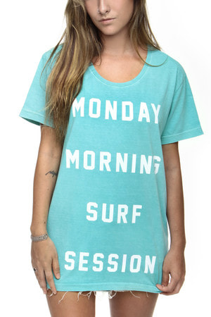 CAMISETÃO MONDAY MORNING