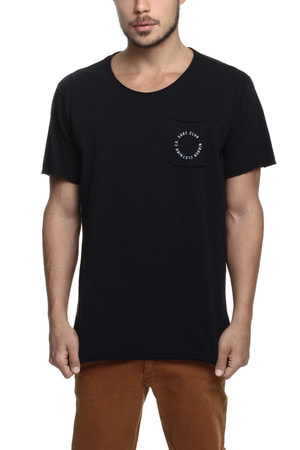 CAMISETA CASUAL BLACK