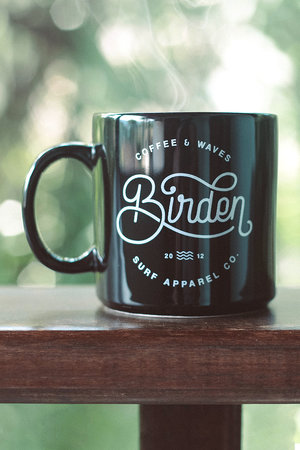 CANECA BIRDEN COFFEE & WAVES 360ML