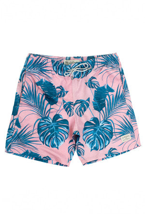 SWIM SHORT SLIM PACIFIC