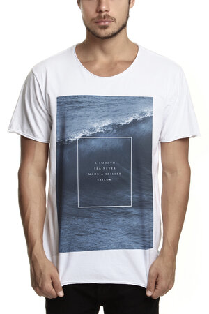 CAMISETA SKILLED SAILOR