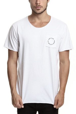 CAMISETA CASUAL WHITE