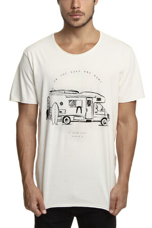 CAMISETA ROAD & HOME