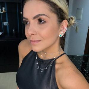 Choker Nina Ponto Luz Prata925