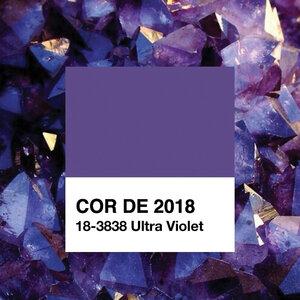 ULTRA VIOLET   COMO USAR A COR DO ANO DE 2018