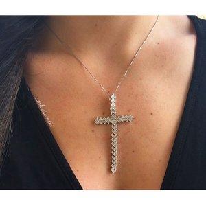 Colar Crucifixo Prata925