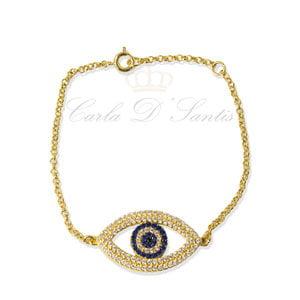 Pulseira Summer Eye Ouro
