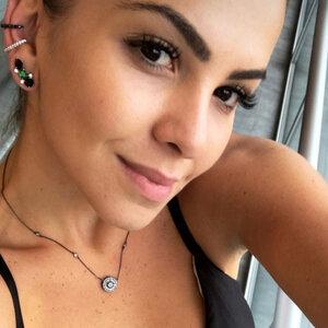 Brinco Ear Cuff Amazonia Esmeralda Prata925