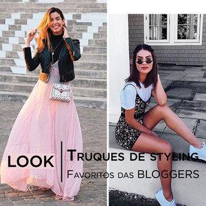 Truques de styling | Favoritos das BLOGGERS