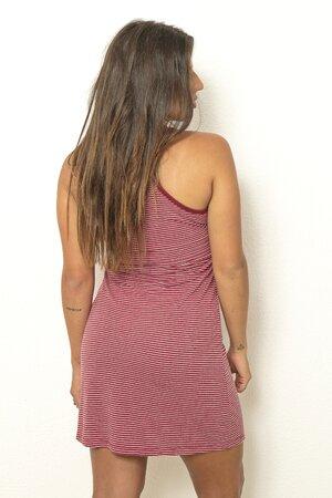 Vestido Flat Lines