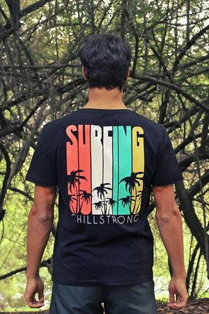 T-shirt Surfing Vintage