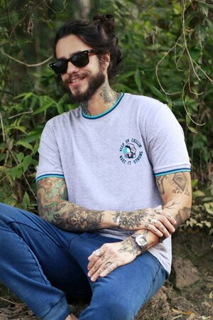 T-shirt Chillin Mescla Men