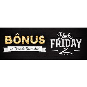 Bônus Black Friday Duza: + 2 Dias de Ofertas!