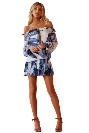Vestido Curto Isadora